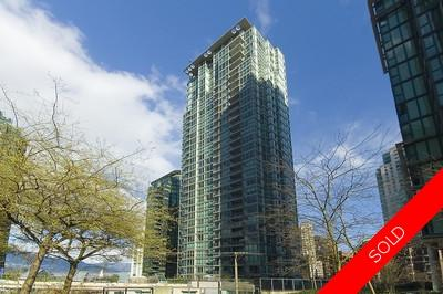 Coal Harbour View Condo for sale: 2 bedroom, 2 baths, 1,157 sq.ft.