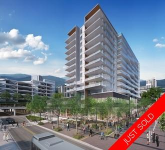 Lower Lonsdale Condo for sale: Promenade at the Quay 3 bedroom 1,220 sq.ft. (Listed 2017-02-15)