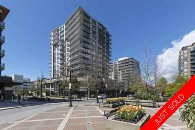 Lower Lonsdale Condo for sale:  1 bedroom 597 sq.ft. (Listed 2018-11-27)