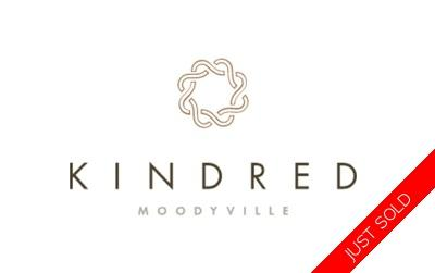 Moodyville Condo for sale: Kindred 2 + Den 985 sq.ft. (Listed 2017-02-13)