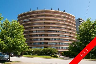 JUST LISTED! Ocean View 1 bedroom Dundarave Condo in The Crescent