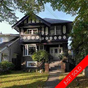 Kitsilano heritage home for sale, 6 bedrooms, 2,782 sq.ft.